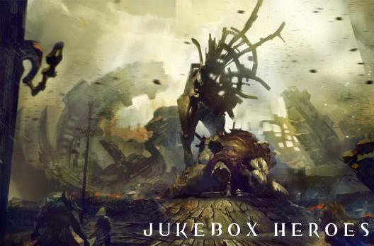 Jukebox Heroes: Guild Wars 2's living story soundtrack