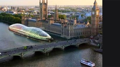 First look at Westminster 'bubble'