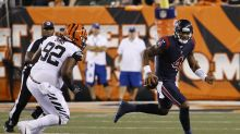 Deshaun Watson makes one play in first start, and that's enough to win