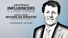 Influencers with Andy Serwer: Nicholas Kristof