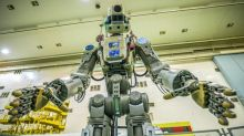 Docking aborted for Russia's first humanoid robot in space