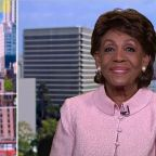Waters: American people are waiting for us to provide leadership