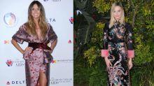 So schön kann gewickelt sein: Heidi Klum und Co. lieben den Kimono
