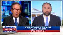 Chris Wallace Confronts Trump Campaign Spox Jason Miller: Admit 'You're Losing'