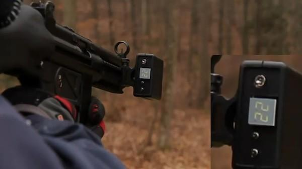 Modder adds FPS-style ammo counter to automatic weapon