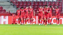Foot - C1 - Ligue des champions (barrages): Krasnodar, Salzbourg et Midtjylland qualifiés pour les phases de groupe
