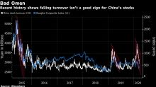 China's Traders Are Cashing Out as Love for Risky Assets Fades