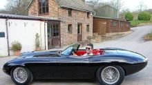Simon Cowell splashes the cash on an Eagle Speedster