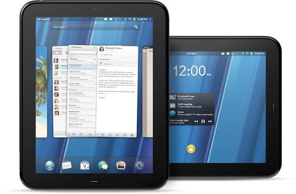 HP TouchPad going on sale in UK on July 15th starting at £399
