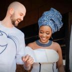 World of Weddings: Couple in South Africa celebrate with tradition, culminating with modern ceremony
