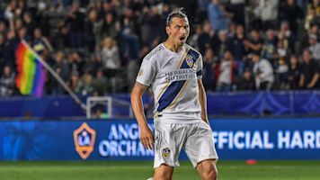 Zlatan wins LA derby with 'perfect hat-trick' in MLS