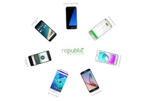 Republic Wireless gets serious about its phone selection