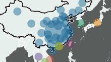 Coronavirus : un quatrième cas en France, notre carte de l'épidémie en temps réel