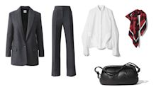 3 chic fall outfits inspired by the new H&M Studio collection