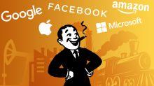 Les Gafa, des entreprises modernes pour des monopoles à l'ancienne ?