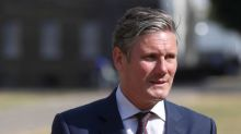 UK's Labour open to second EU vote with option of remaining - Starmer