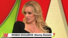 """Stormy Daniels """"hiding in plain sight"""" after CBB"""