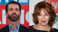 Donald Trump Jr. accuses Joy Behar of wearing blackface in explosive appearance on 'The View'