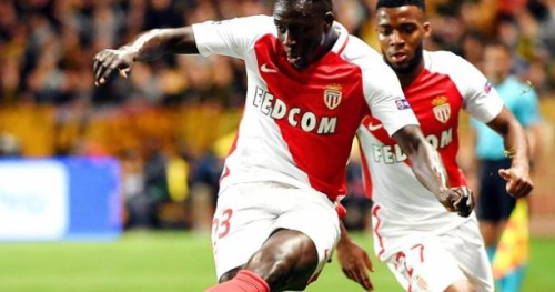 Foot - C1 - Monaco - Monaco : Nabil Dirar blessé à l'échauffement, Benjamin Mendy titulaire
