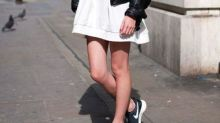 Sneakers You Can Wear With Dresses