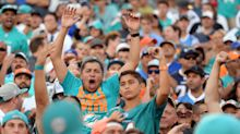 Dolphins celebrate 305 Day with fan popups across South Florida