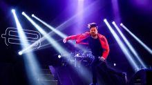 Gran éxito de David Bustamente en el inicio de su nueva gira en Gijón