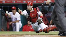 Do you know Tucker Barnhart? The Reds just locked him up for 4 years