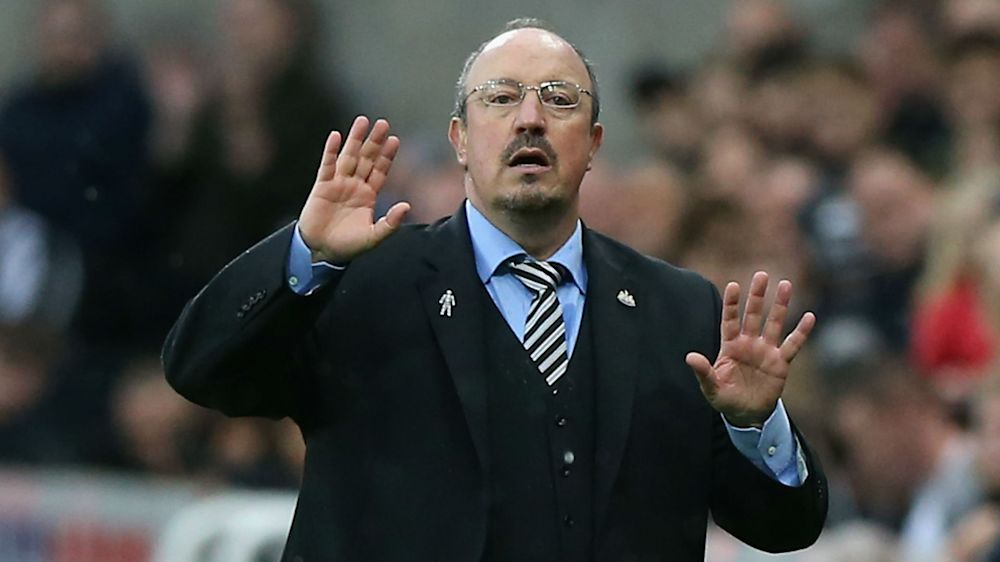 Benitez impressed by Newcastle's perseverance after narrow win