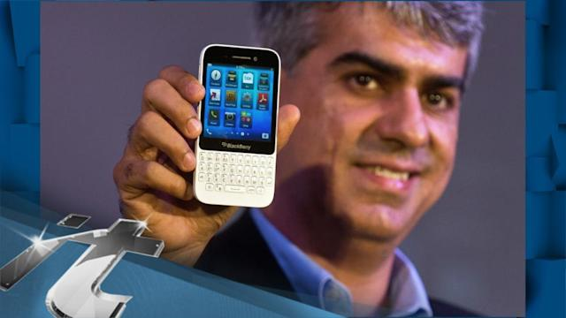 Can Technology News Byte: Another Round of Layoffs Sweeps BlackBerry