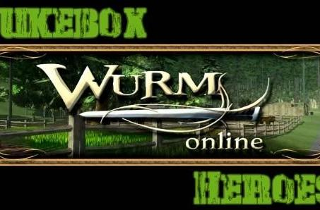 Jukebox Heroes: Wurm Online's soundtrack