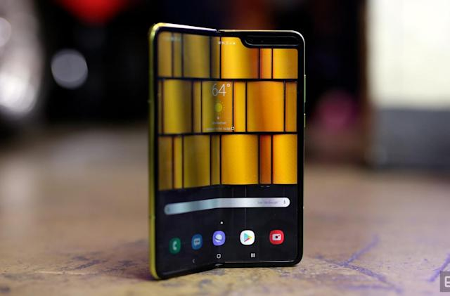 Samsung promises more Galaxy Fold launch details by tomorrow