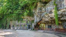Alucina con el interior de esta casa dentro de la roca