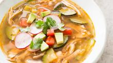 Warm Up With Crock-Pot Southwestern Chicken Soup on Cold Winter Days