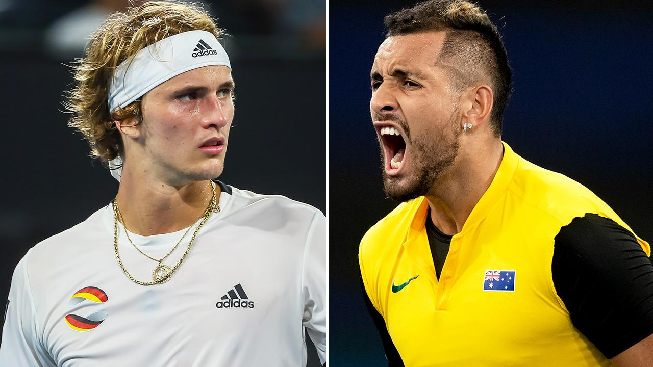 'No offence': World no.7's huge shot at Nick Kyrgios ahead of Australian Open