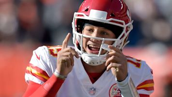 Mahomes' love for ketchup may go a little too far
