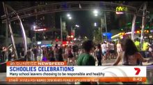 Schoolies choosing to be healthy and responsible