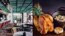 【搵食好去處】中環超舒服法國餐廳 烤黃雞配日本米佐炸雞皮勁滋味