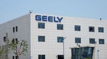 Geely and Volvo to launch powertrain venture after merger scrapped
