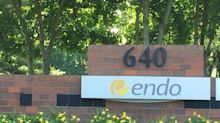 Endo posts positive results from experimental cellulite treatment