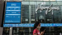 L'indice Hang Seng Tech fait ses début à Hong Kong