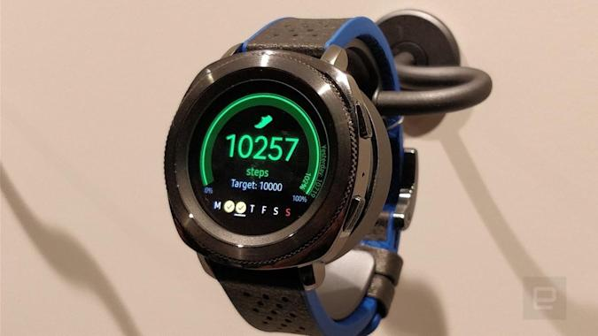 Samsung Gear Fit 2 Pro y Gear Sport, nuevo software para el mismo cuerpo