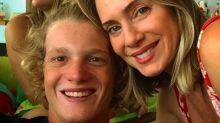 Filho de Letícia Spiller relembra 'zoações' na escola: 'Diziam que era gostosa'
