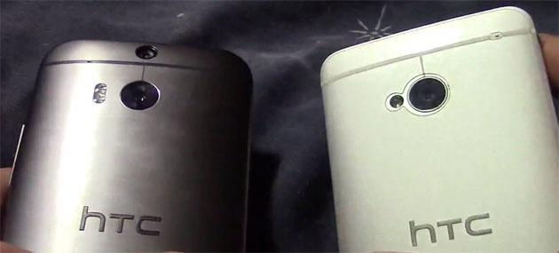 Another HTC flagship leak reveals microSD slot, brushed metal finish (video)
