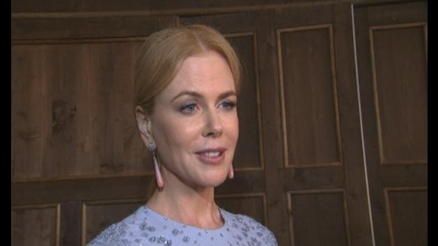 Nicole Kidman honoured for promoting women's rights