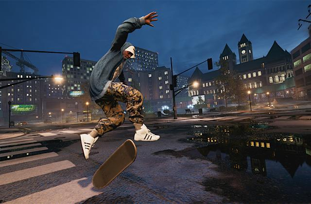 Remastered 'Tony Hawk' games add eight new pro skaters to the roster