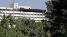 Attack under way on Kabul luxury hotel, multiple casualties