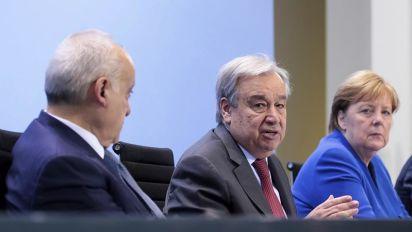 Libia: intesa a Berlino su cessate il fuoco ed embargo sulle armi