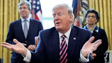 Trump says he was being 'sarcastic' about injecting coronavirus patients with disinfectant