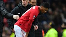 Rashford ruled out for at least six weeks with back stress fracture to compound Man Utd woes