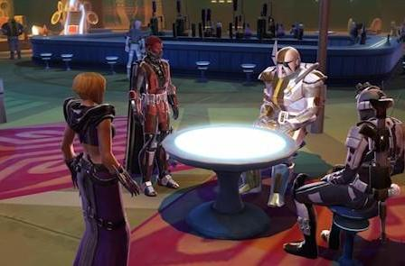 E3 2012: SWTOR's limited F2P trial, content plans, and new trailer